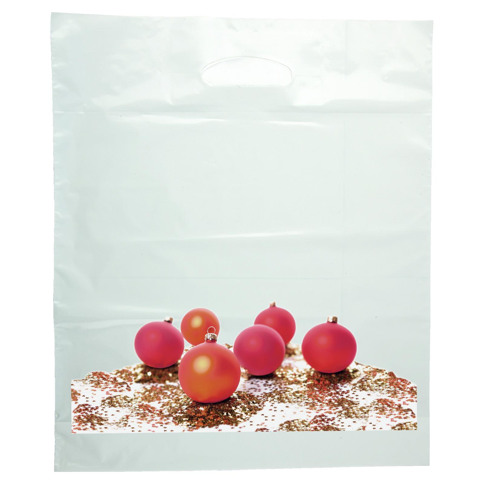 kunststoff tragetasche weihnachtskugeln tragetaschen weihnachten weihnachten specials. Black Bedroom Furniture Sets. Home Design Ideas