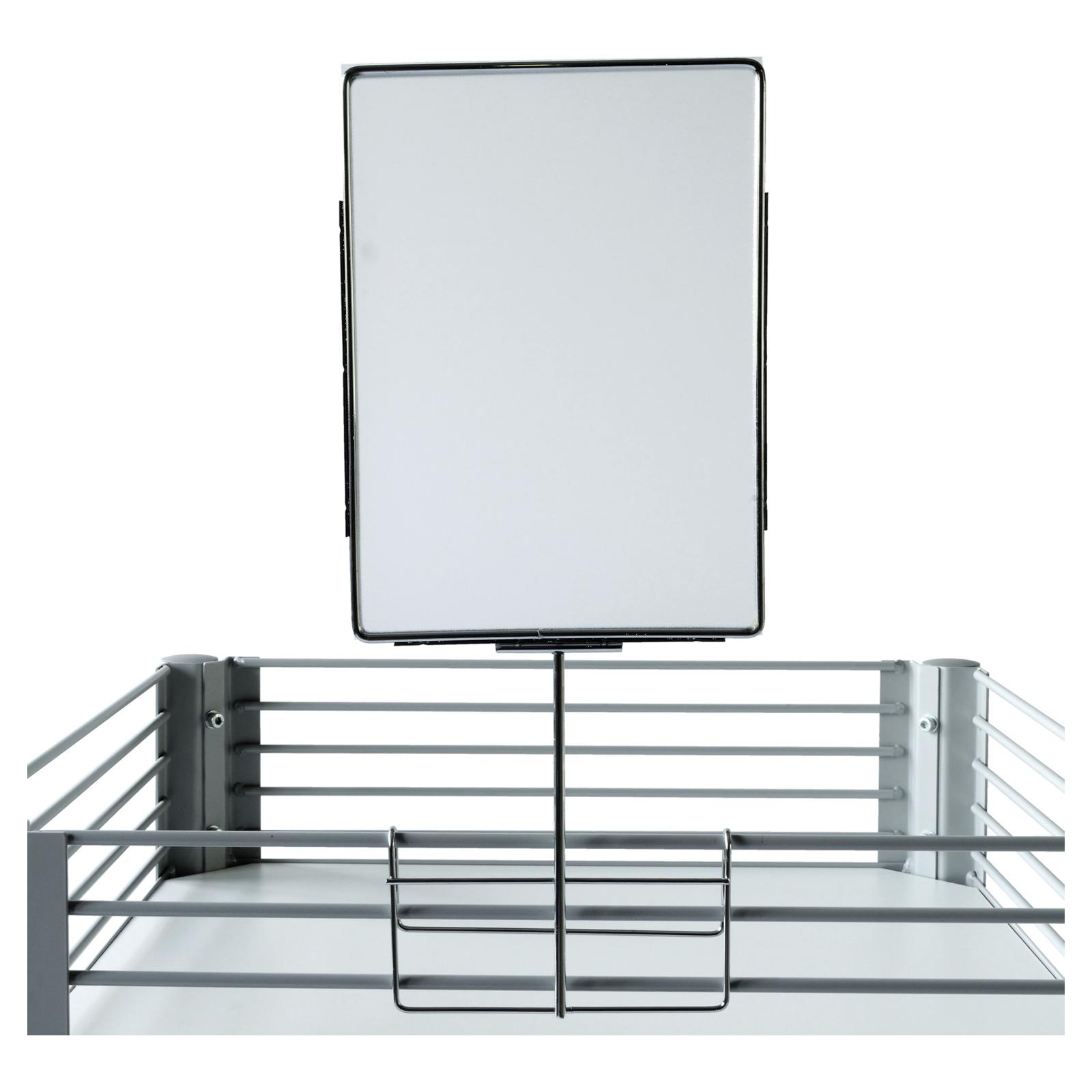 metall plakatrahmen zum aufstecken verchromt w hlk rbe. Black Bedroom Furniture Sets. Home Design Ideas