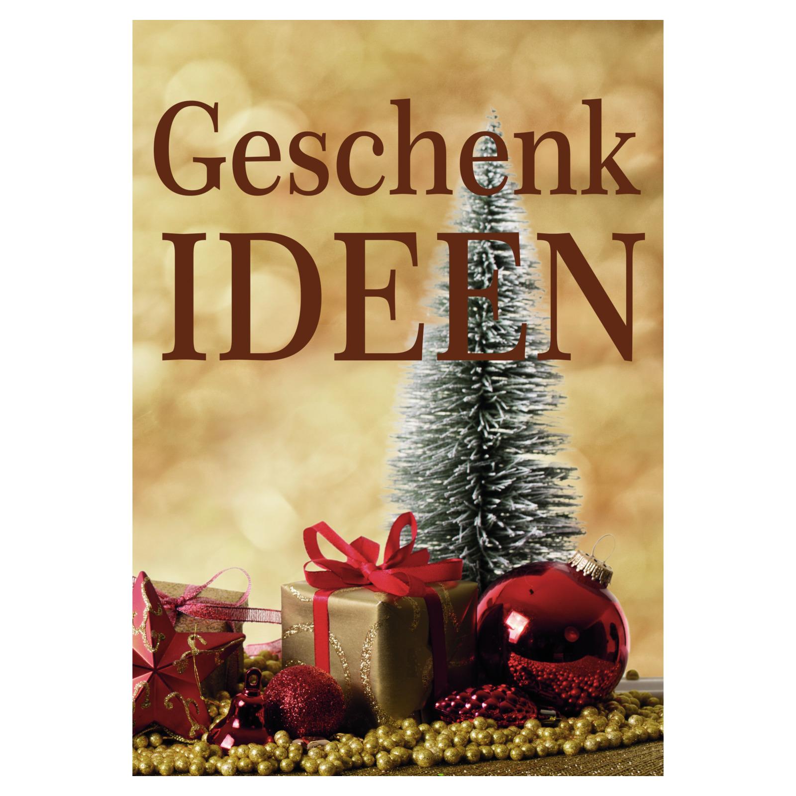 Plakat Geschenk Ideen DIN A1 - Plakate Weihnachten Winter ...