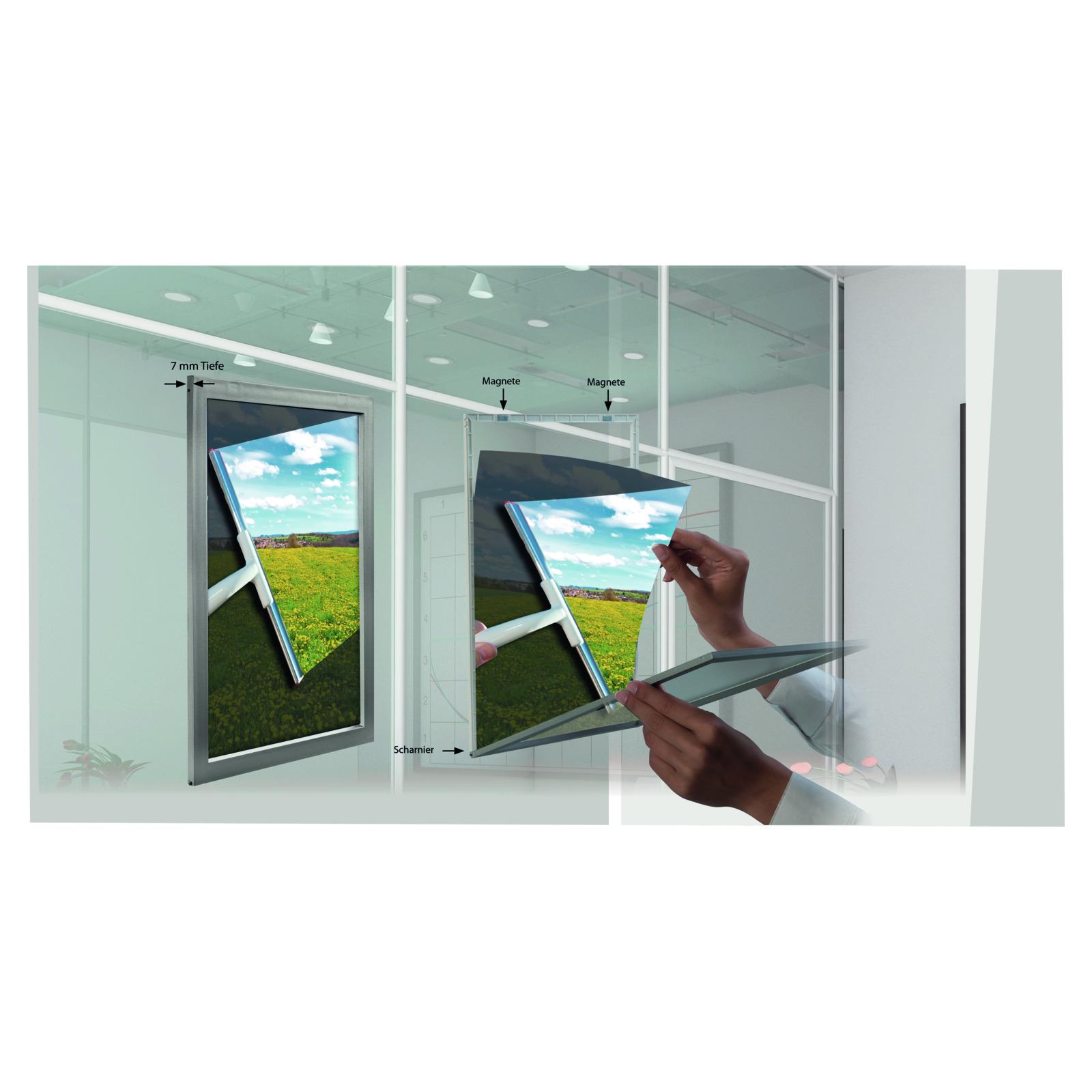 Plakatrahmen Window Look - Plakatrahmen & Zubehör Preisauszeichnung