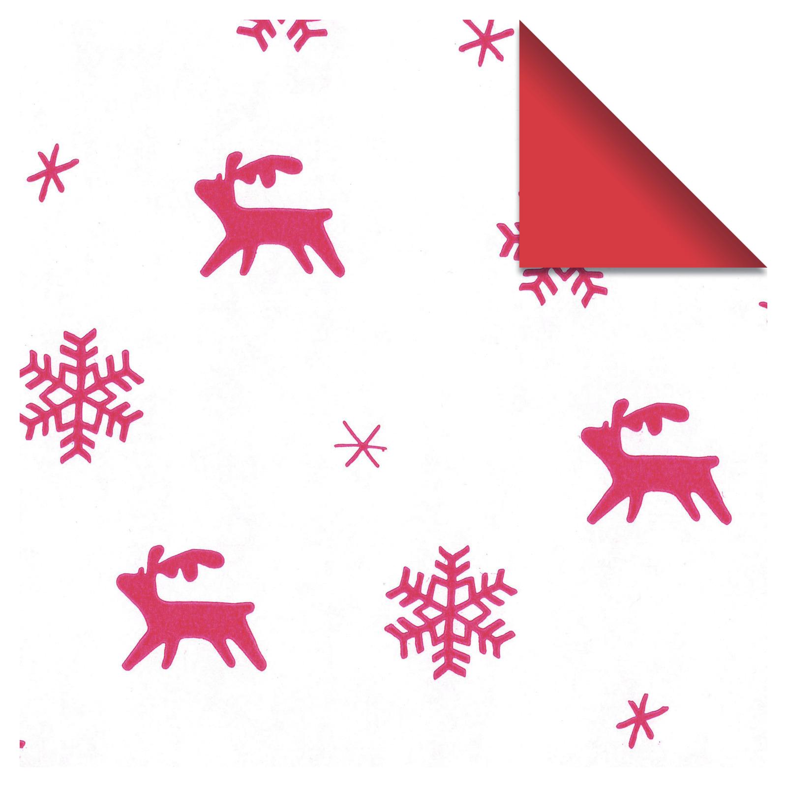 geschenkpapier nordische weihnacht weihnachten. Black Bedroom Furniture Sets. Home Design Ideas