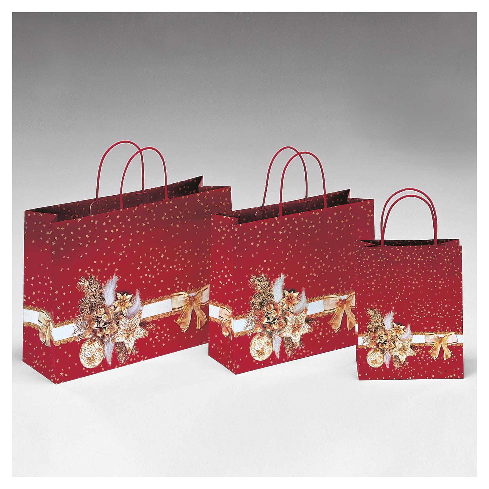 papiertragetasche weihnachten stella papiertragetaschen. Black Bedroom Furniture Sets. Home Design Ideas