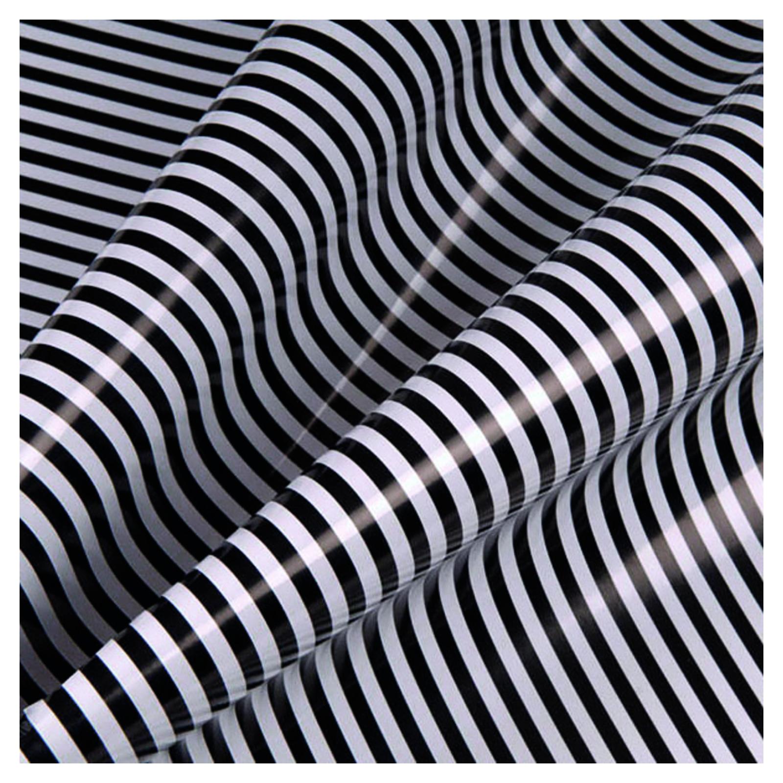 geschenkpapier streifen schwarz wei geschenkpapier einzelhandel geschenkverpackung. Black Bedroom Furniture Sets. Home Design Ideas