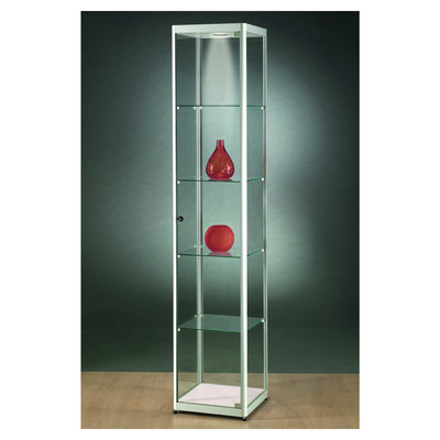 Glasvitrine Protection B=400 mm, Drehtür