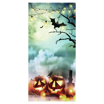 Display Polyester-Banner Halloween