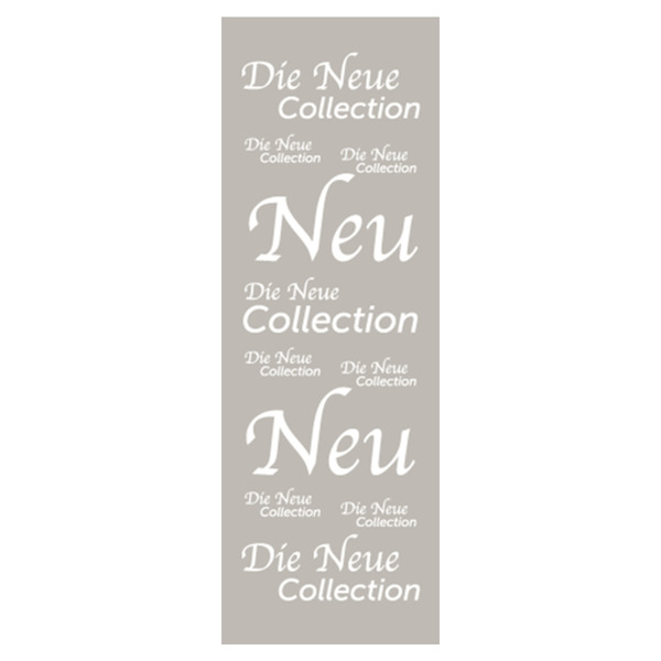 Langbahn Die Neue Collection